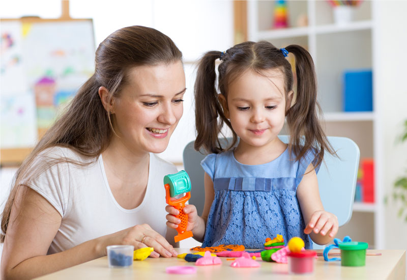 The Playgroup Curriculum - Classes for 18 - 24 months