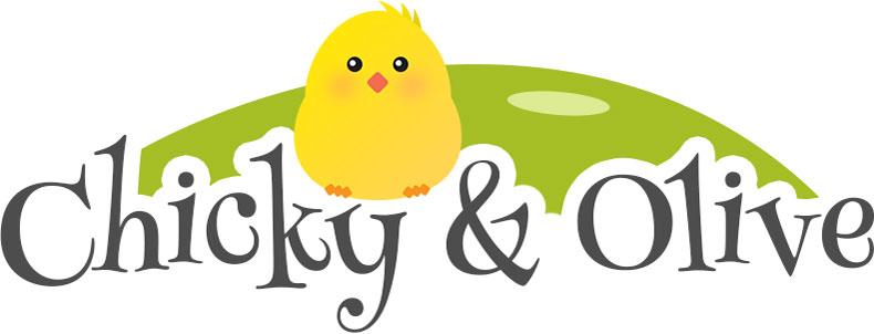 Chicky & Olive Logo