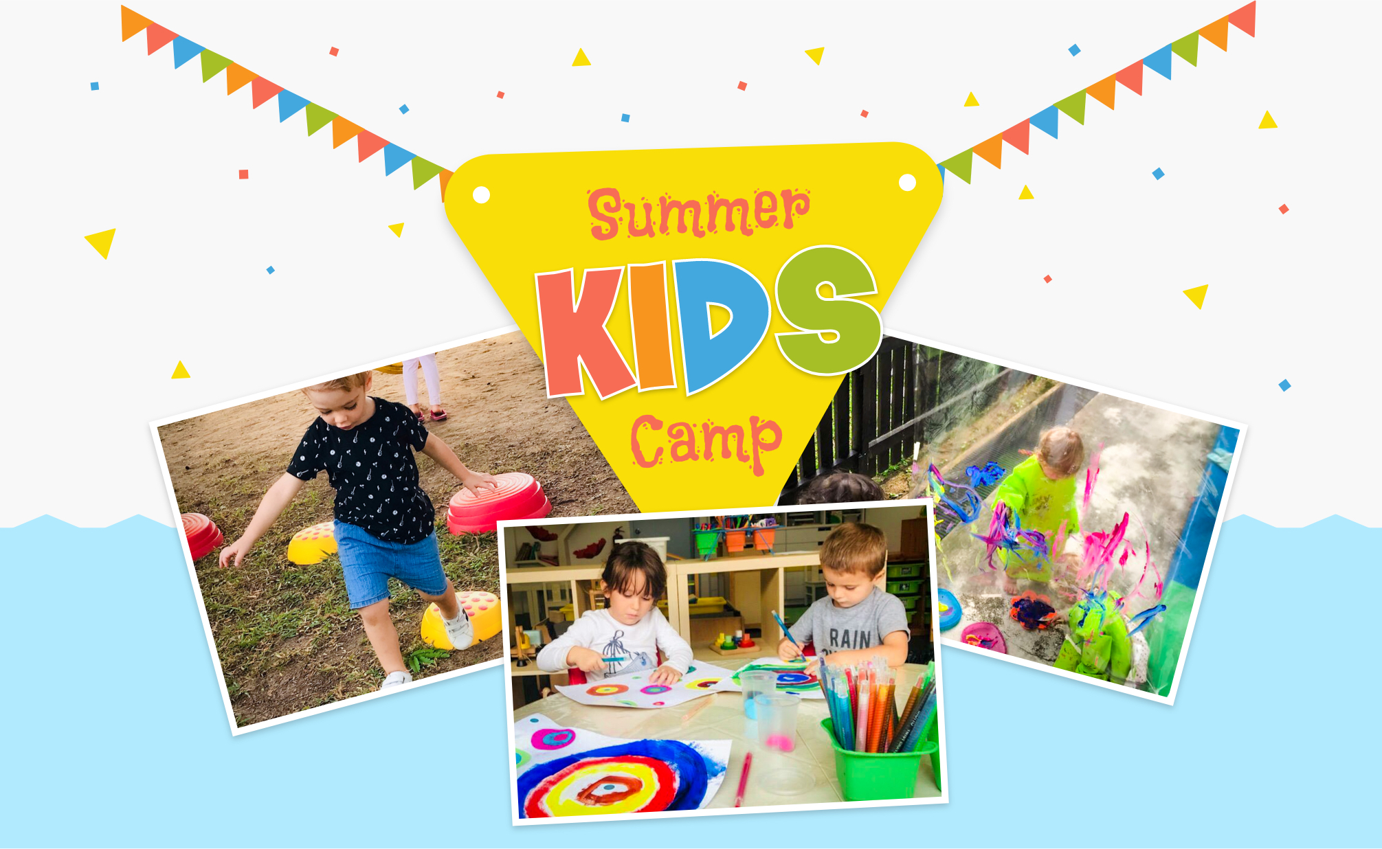 Chicky & Olive 2020 Kids Summer Camp